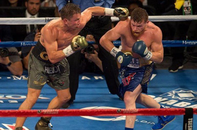 Canelo sí peleará por el título medio del CMB frente a Golovkin
