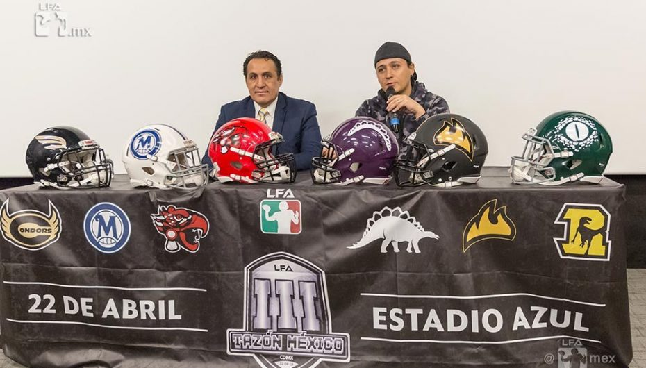 Panteón Rococo 'prenderá' el Tazón México III