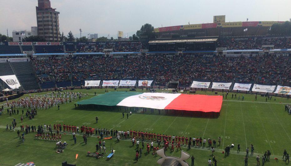 Mexicas campeones del Tazón México III