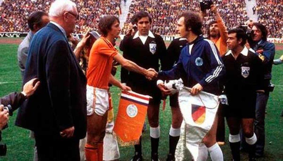 Memorias Mundialistas: Alemania 1974, una 'naranja'sorprende al mundo
