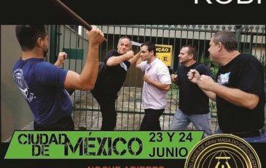 ARRANCA EL PRIMER CONGRESO INTERNACIONAL DE KRAV MAGA EN CDMX: FSKM