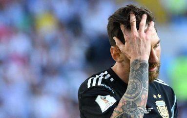 Messi falla e Islandia le saca empate a Argentina