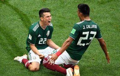 MÉXICO HACE HISTORIA TRIUNFA ANTE LA ALEMANIA