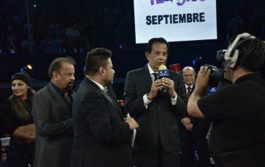 Reconocimiento para un grande: El Dr. Alfonso Morales.