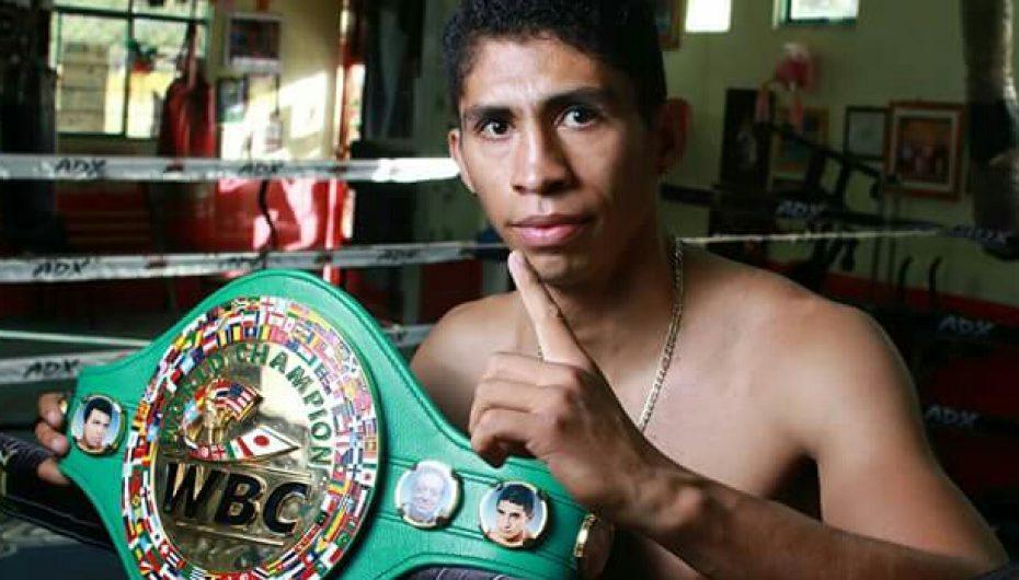 Rey Vargas listo para reaparecer en Octubre.