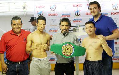 Juárez y Andrade vencen a la báscula en CDMX