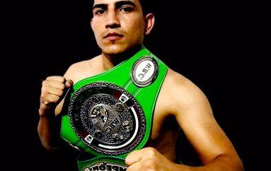 """""""Tornadito"""" Sánchez: esta pelea la dedico a mi hermano."""