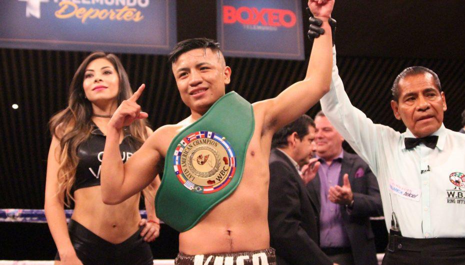 """No hubo revancha y """"Yuca"""" López es campeón."""