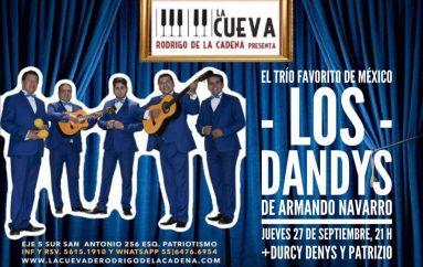 LOS DANDYS FESTEJARÁN SU 61 ANIVERSARIO EN LA CUEVA