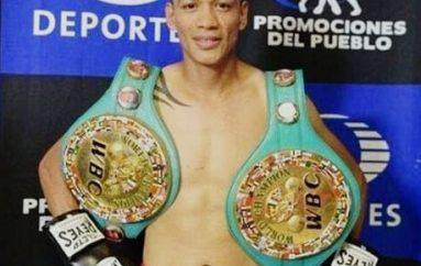 "Tengo para vencer a Jhonny González: ""Gusano"" Rojas."