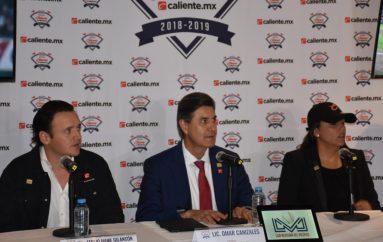 EL BÉISBOL INVERNAL MEXICANO ARRANCA EL 12 DE OCTUBRE: L M P