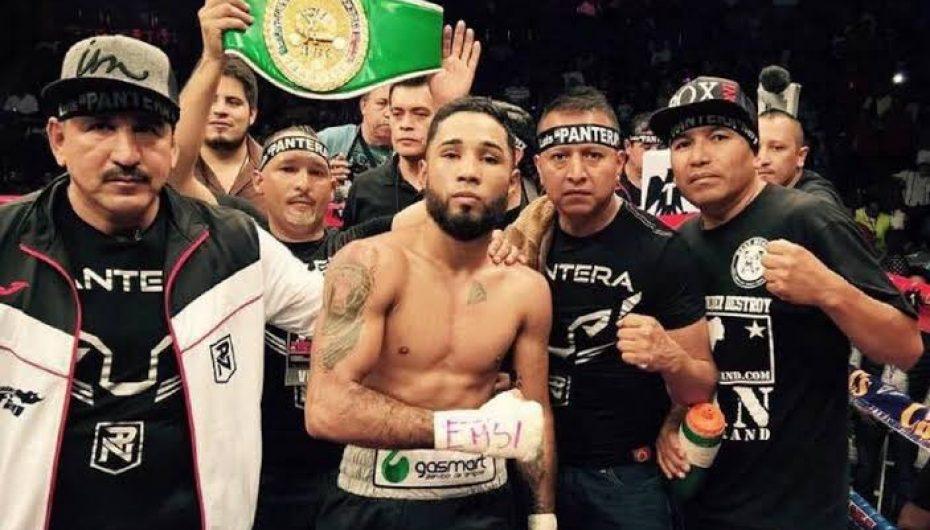 """Ex campeón mundial Luis """"Pantera"""" Nery encabeza cartel en la Arena Pavillón del Norte en Saltillo, Coahuila"""