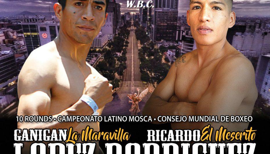"""Maravilla"" López vs ""Meserito"" Rodríguez, encontronazo en la CDMX."