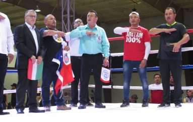 ASOCIACIÓN DE BOXEO AMATEUR TAMAULIPAS A.C. SEGUNDO ANIVERSARIO