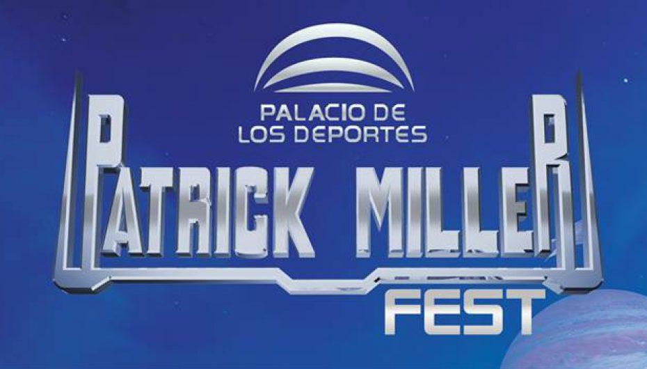EL PATRICK MILLER FEST LLEGA NUEVAMENTE AL PALACIO DE LOS DEPORTES