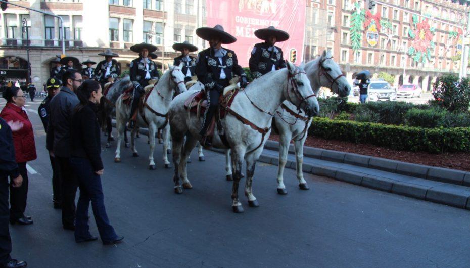 MIL POLICIAS AL CUIDADO DE LOS REYES MAGOS : S S C