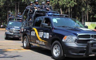 DETIENE LA POLICIA PREVENTIVA A SEIS EXTORSIONADORES EN IZTAPALAPA: S S C