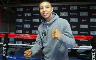 Munguia e Inoue  muestran condiciones en Houston