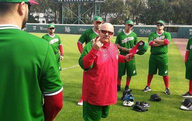 MÉXICO en el Selectivo de Beisbol hacia los Juegos Panamericanos