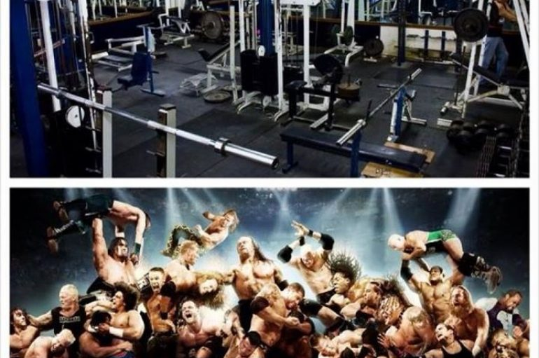 """""""No desistas en el gym"""""""