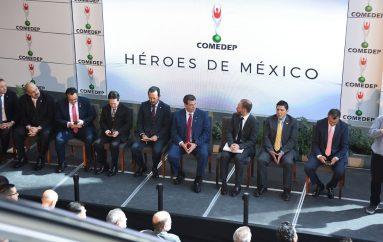 CONSEJO MEXICANO DEL DEPORTE PROFESIONAL – COMEDEP