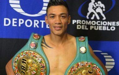 """""""Gusano"""" Rojas apunta a un tercer título del mundo."""