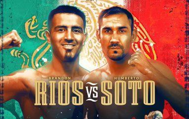 """Brandon """"Bam Bam"""" Ríos vs Humberto """"Zorrita"""" Soto"""