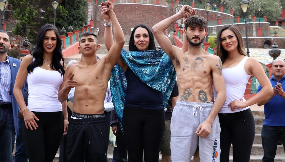 MARTÍNEZ Y SELBY SE JUEGAN TODO EN METEPEC POR OPORTUNIDAD TITULAR