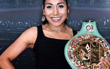"""""""KIKA"""" CHÁVEZ A UN PASO DE LA TRIPLE CORONA MUNDIAL"""