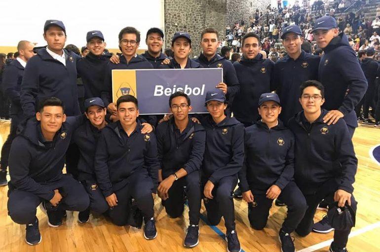 LOS PUMAS DE LA UNAM A LA UNIVERSIADA NACIONAL