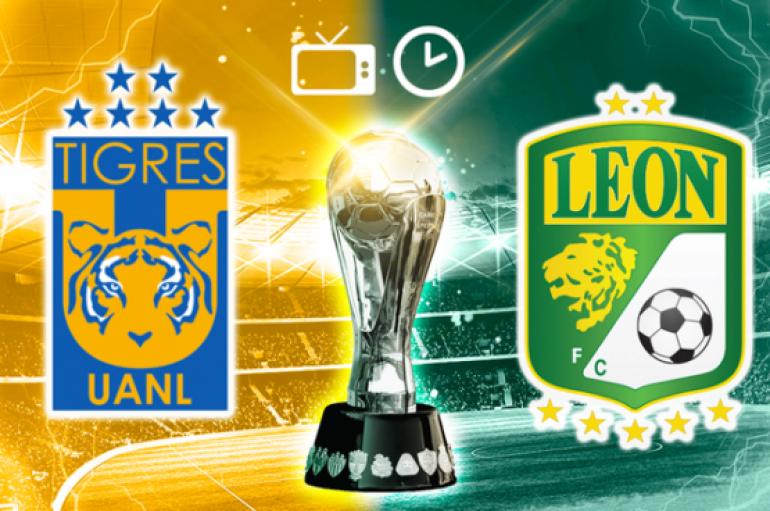 ¿Quién rugirá más? Tigres y León chocan en la final de ida de Liga MX
