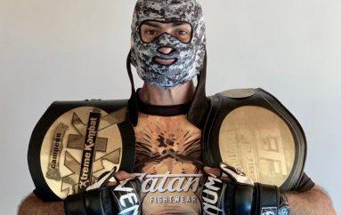 "JEAN SE ENFRENTARÁ A ERICK ""BATMAN"" DELGADILLO EN COMBATE MMA"