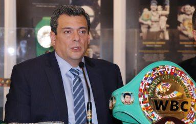 """""""Barby"""" Juárez merece un cinturón Diamante: Sulaimán."""