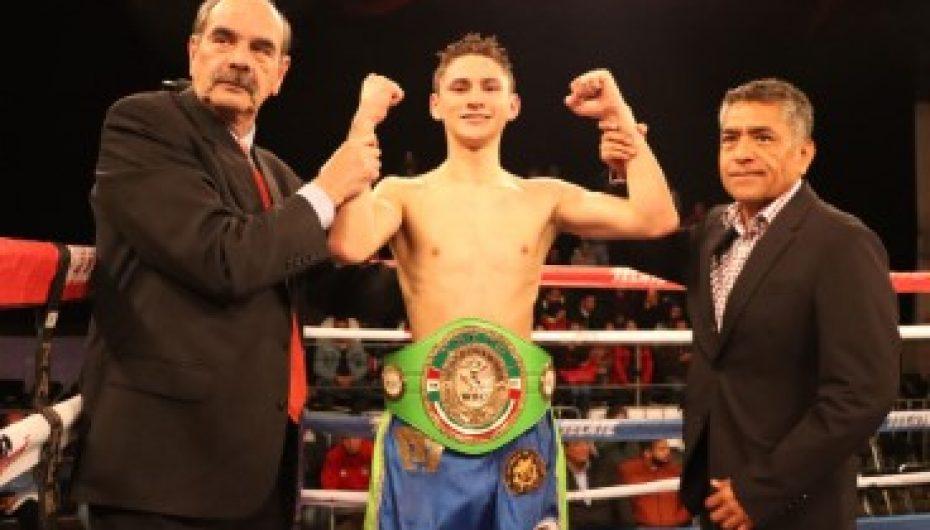GRAN CIERRE DE TEMPORADA BOXÍSTICA 2019 EN LA CDMX. EL PROSPECTO PICASSO OBTIENE TÍTULO WBC.