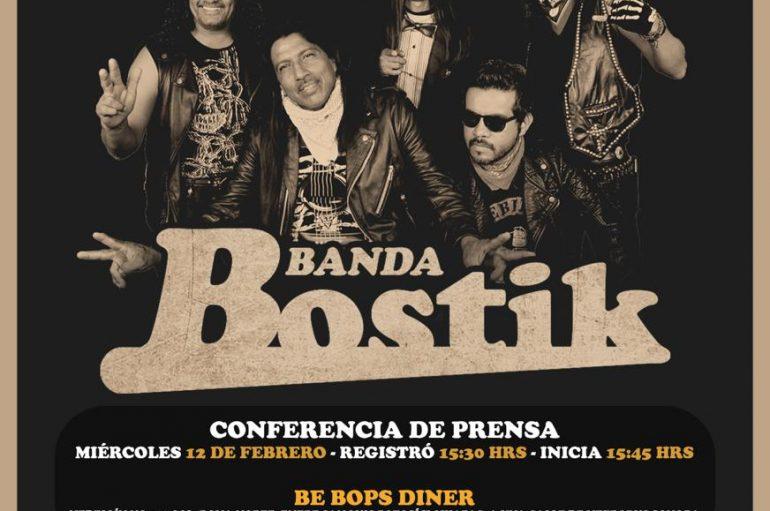 BANDA BOSTIK FESTEJARA 35 AÑOS DE TRAYECTORIA EN EL METRÓPOLITAN