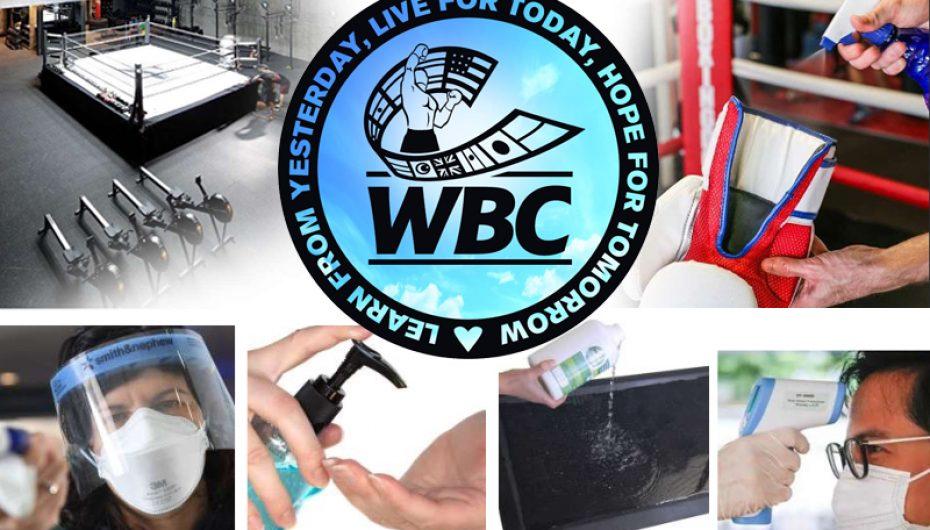 Consejo Mundial de Boxeo presenta el Protocolo de Apertura de Gimnasios