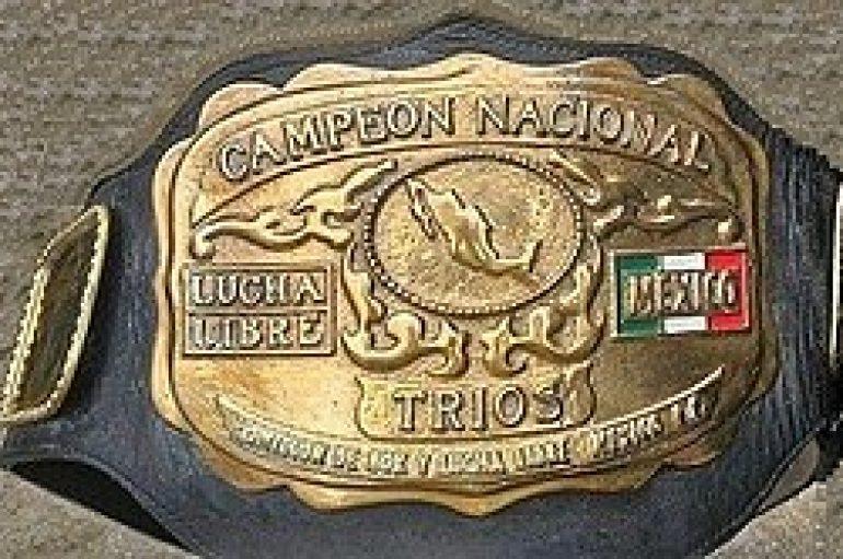 CAMPEONES DE TRIOS NACIONALES 1985-1990