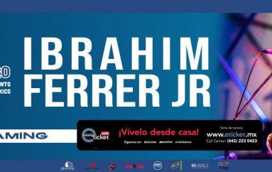 """IBRAHIM FERRER JR PRESENTARÁ """" UNA NOCHE EN LA HABANA"""" EN FORMATO STREAMING"""