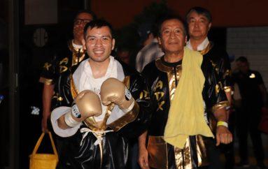 JUÁREZ Y ARAGÓN ENCIENDEN EL RING DE BOXEO TELEMUNDO