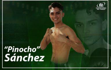 """""""HE VECEDIDO ADVERSIDADES MÁS DURAS ABAJO DEL RING"""": """"PINOCHO"""" SÁNCHEZ."""