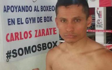 "IRVIN ""GATO"" GONZÁLEZ EN EL RENACIMINETO DEL BOX, H.I. PROMOTION."