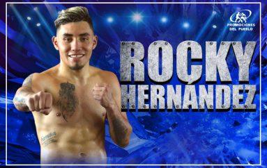 'ROCKY' HERNÁNDEZ REALIZARÁ CAMPAMENTO DE ALTURA EN EL OTOMÍ