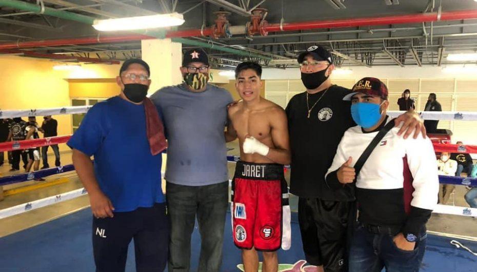 """JARET """"DOMADOR"""" GONZÁLEZ DISPUTA CAMPEONATO FEDELATIN WBA, EN EL REGRESO DEL BOXEO A CIUDAD ACUÑA"""
