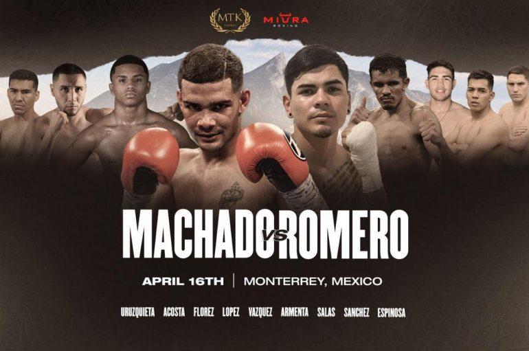 MTK Global y Miura Boxing forman alianza para copromover funcion de boxeo en México