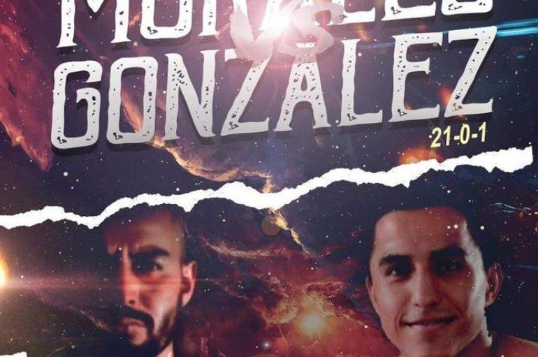 """KEVIN """"EL CHACAL"""" GONZÁLEZ, SEGURO DE IMPONER SU JUVENTUD Y HAMBRE DE GLORIA"""