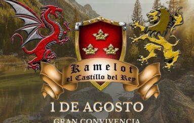 """LLEGA EL ESPECTÁCULO MEDIEVAL """"KAMELOT EL CASTILLO DEL REY"""" Y EL """"4º. FESTIVAL INTERNACIONAL DE HADAS Y DUENDES"""" LLEGAN AL AJUSCO"""