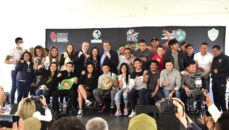 Atractivo Torneo De Box Juvenil en la Capital Mexicana: Cuevas