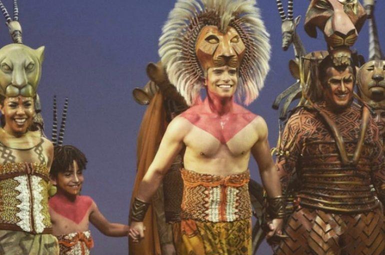 Agustín Argüello será Simba en el musical El rey león de Madrid