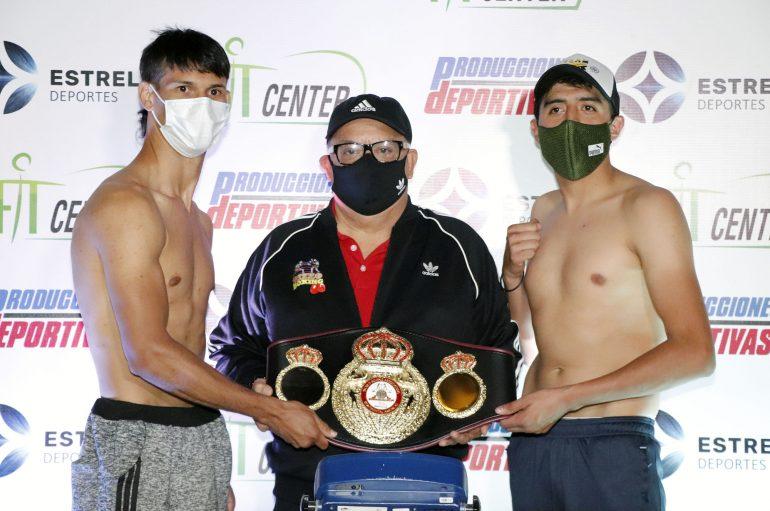 Rodríguez y León por la corona continental de la WBA.