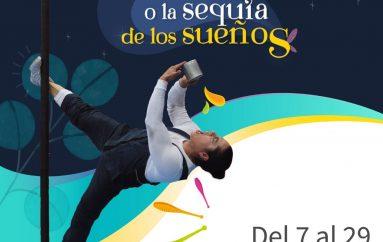 El Teatro Sergio Magaña recibirá en temporada Noctámbulo o la sequía de los sueños